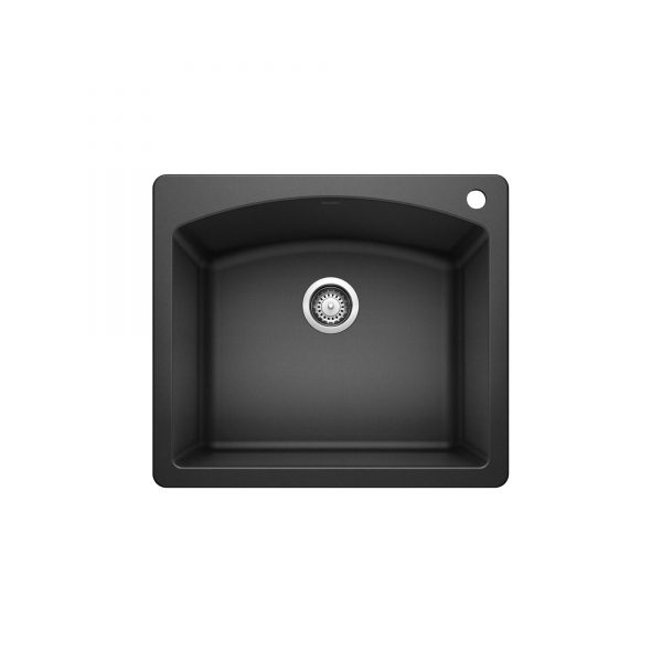BLANCO 400064 - DIAMOND 1 Single Bowl Drop-in Sink
