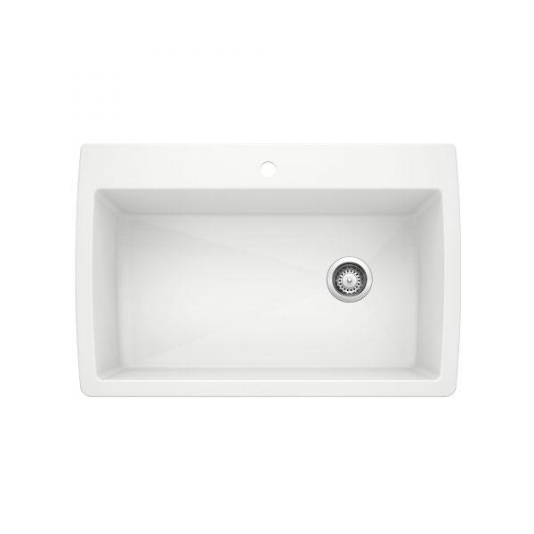 BLANCO 400068 - DIAMOND Super Single  Drop-in Sink