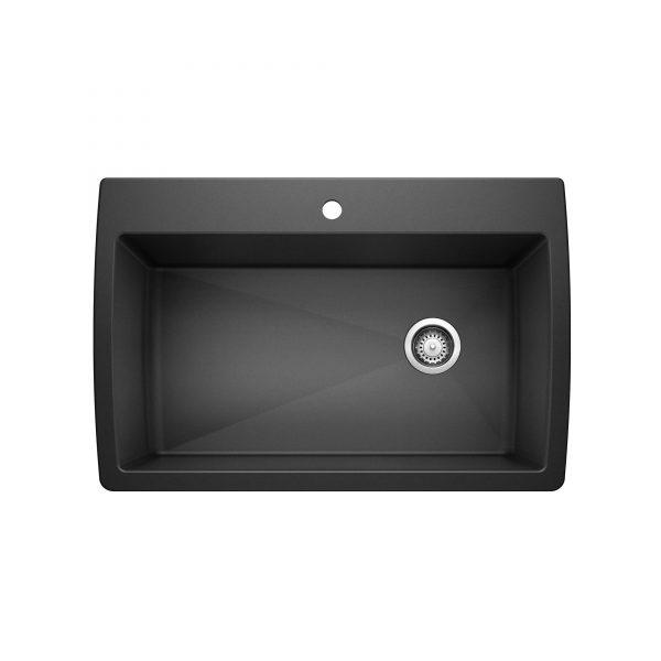 BLANCO 400069 - DIAMOND Super Single  Drop-in Sink