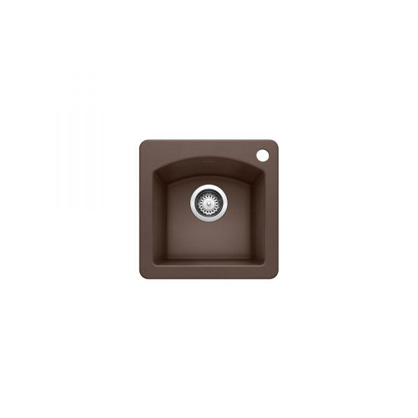BLANCO 400366 - DIAMOND Mini Drop-in Bar/Prep Sink