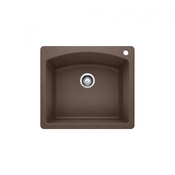 BLANCO 400368 - DIAMOND 1 Single Bowl Drop-in Sink