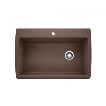 BLANCO 400369 - DIAMOND Super Single Drop-in Sink