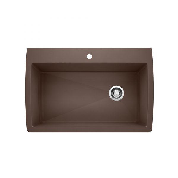 BLANCO 400369 - DIAMOND Super Single Drop-in Sink