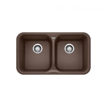 BLANCO 400376 - VISION U 2 Undermount Kitchen Sink