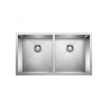 BLANCO 400399 – PRECISION U 2 Undermount Sink