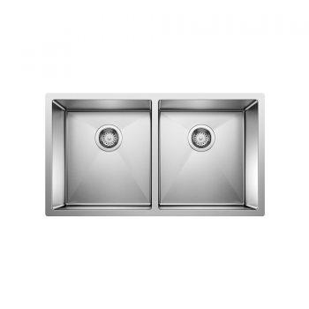 BLANCO 400452 – RADIUS 10 U 2 Double Bowl