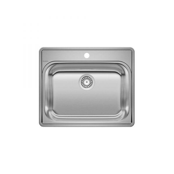 BLANCO 401101 - ESSENTIAL 1 (1 Hole) Drop-in Kitchen Sink