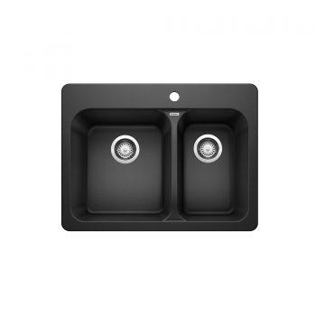 BLANCO 401126 - VISION 1 ½ Drop-in Kitchen Sink