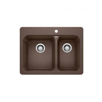 BLANCO 401127 - VISION 1 ½ Drop-in Kitchen Sink