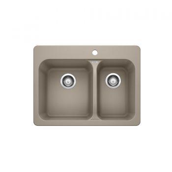 BLANCO 401129 – VISION 1 ½ Drop-in Kitchen Sink