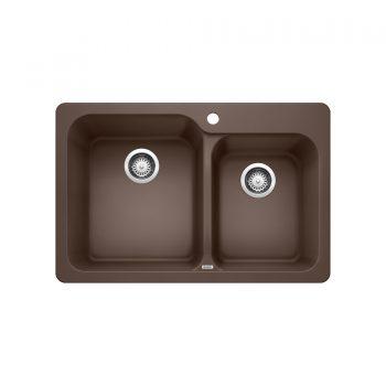 BLANCO 401135 - VISION 1 ¾ Drop-in Kitchen Sink