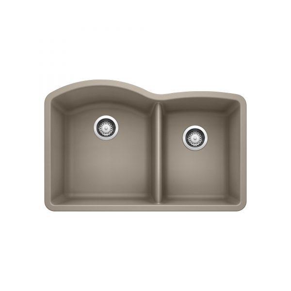 BLANCO 401149 - DIAMOND U 1 ¾ Undermount Sink