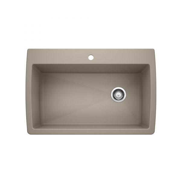 BLANCO 401155 - DIAMOND Super Single Drop-in Sink