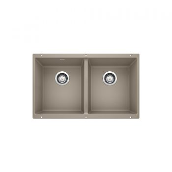 BLANCO 401179 - PRECIS U 2 Undermount Kitchen Sink