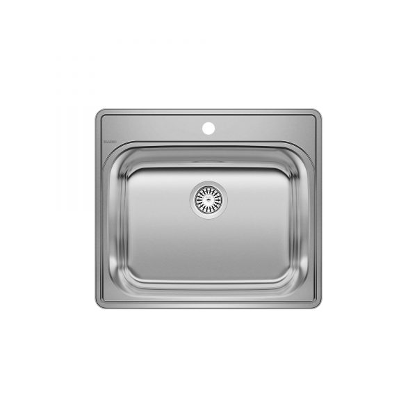 BLANCO 401201 - ESSENTIAL Drop-in Laundry Sink (1 Hole)