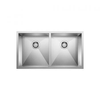 BLANCO 401247 - QUATRUS U 2 Undermount Kitchen Sink