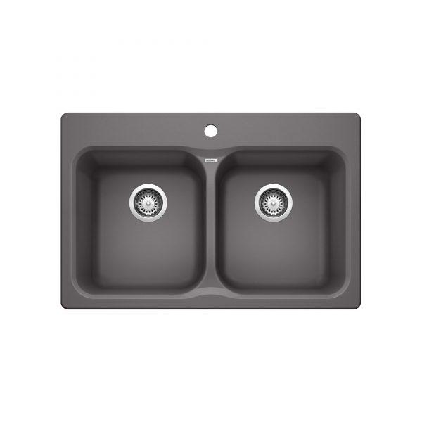 BLANCO 401399 - VISION 210 Drop-in Kitchen Sink