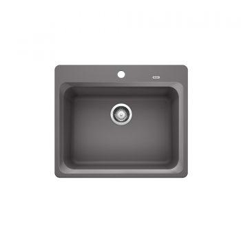 BLANCO 401401 - VISION 1 Drop-in Kitchen Sink
