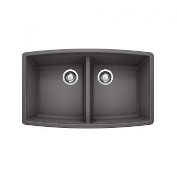 BLANCO 401419 - PERFORMA U 2 Undermount Kitchen Sink