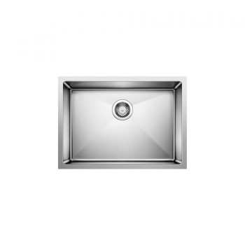 BLANCO 401517 - QUATRUS R15 U 1 Medium Undermount Sink