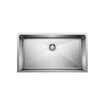 BLANCO 401518 - QUATRUS R15 U Super Single Undermount Sink