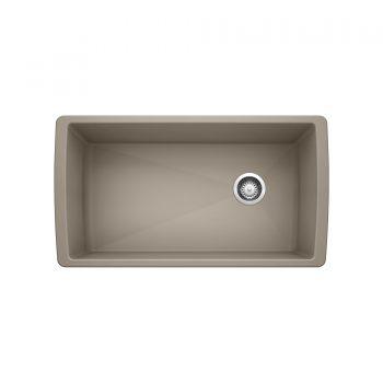 BLANCO 401628 - DIAMOND U Super Single Undermount Sink