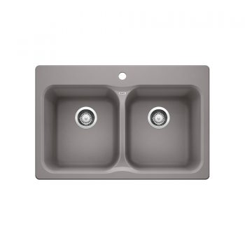 BLANCO 401677 - VISION 210 Drop-in Kitchen Sink