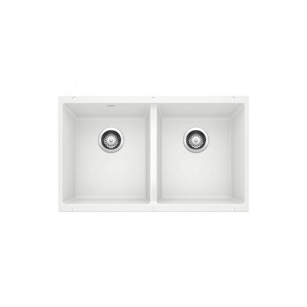 BLANCO 401705 - PRECIS U 2 Undermount Kitchen Sink