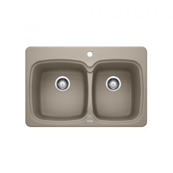 BLANCO 401822 - VIENNA 210 Drop-in Kitchen Sink