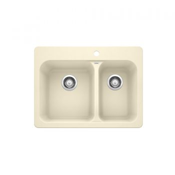 BLANCO 401824 - VISION 1 ½ Drop-in Kitchen Sink