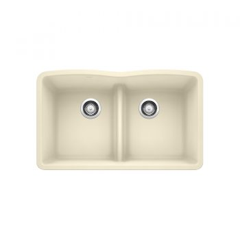 BLANCO 401839 - DIAMOND U 2 Low Divide Undermount Sink