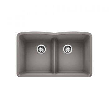 BLANCO 401840 - DIAMOND U 2 Low Divide Sink