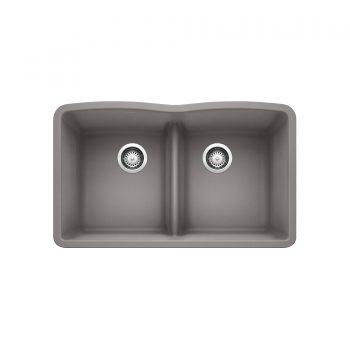 BLANCO 401840 - DIAMOND U 2 Low Divide Sink