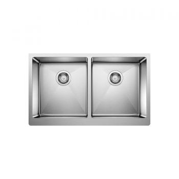 BLANCO 401867 - QUATRUS R15 U 2 Farmhouse Kitchen Sink