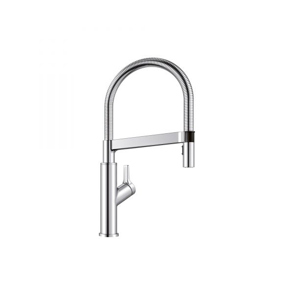 BLANCO 401990 - SOLENTA Semi-Pro High Arc Kitchen Faucet
