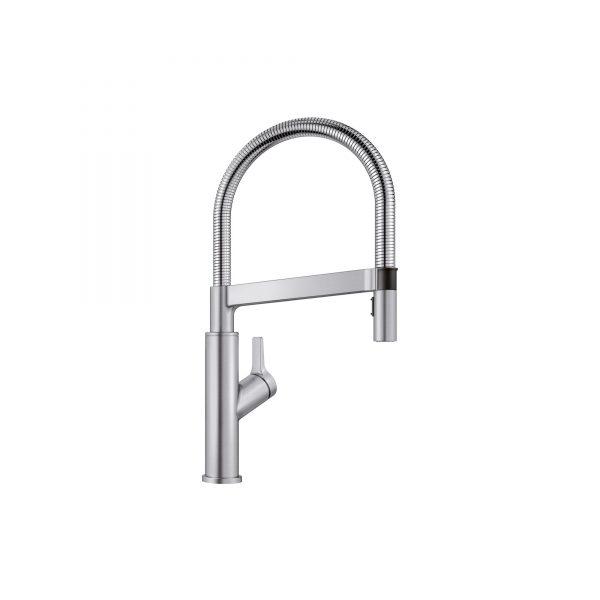 BLANCO 401991 - SOLENTA Semi-Pro High Arc Kitchen Faucet