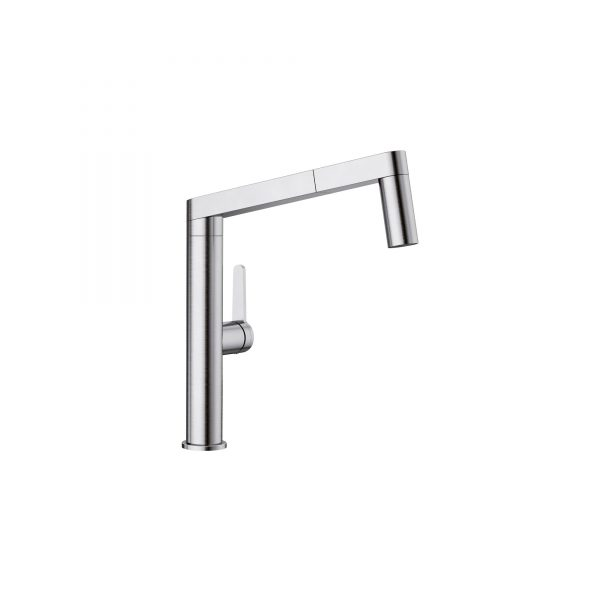 BLANCO 402043 - PANERA Low Arc Pull-Out Dual Spray Faucet