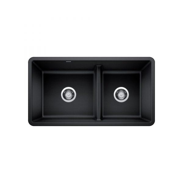 BLANCO 402065 - PRECIS U 1 ¾ Low Divide Undermount Sink