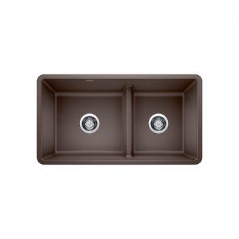 BLANCO 402066 - PRECIS U 1 ¾ Low Divide Undermount Sink