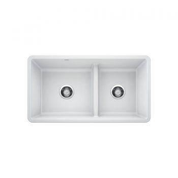 BLANCO 402071 - PRECIS U 1 ¾ Low Divide Undermount Sink