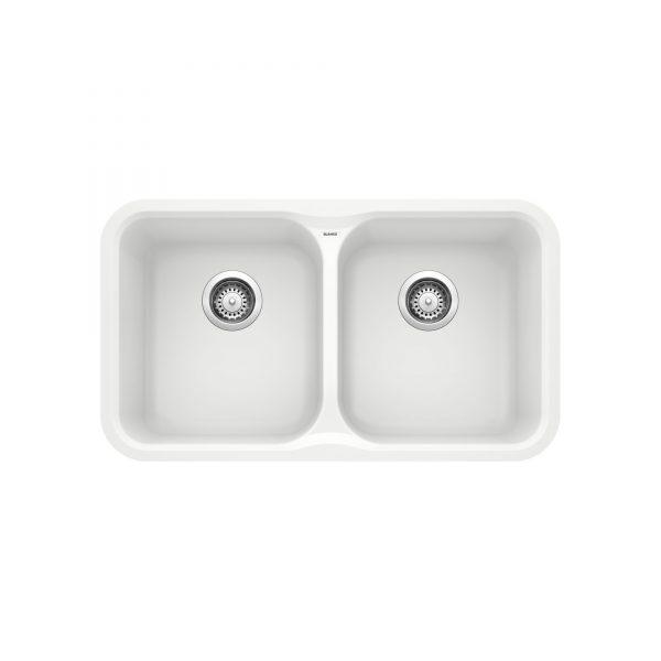 BLANCO 402144 - VISION U 2 Undermount Kitchen Sink