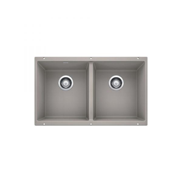 BLANCO 402265 - Precis U 2 Undermount Sink