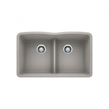 BLANCO 402274 - Diamond U 2 LD Undermount Sink