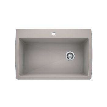 BLANCO 402279 - Diamond Super Single Drop-in Sink