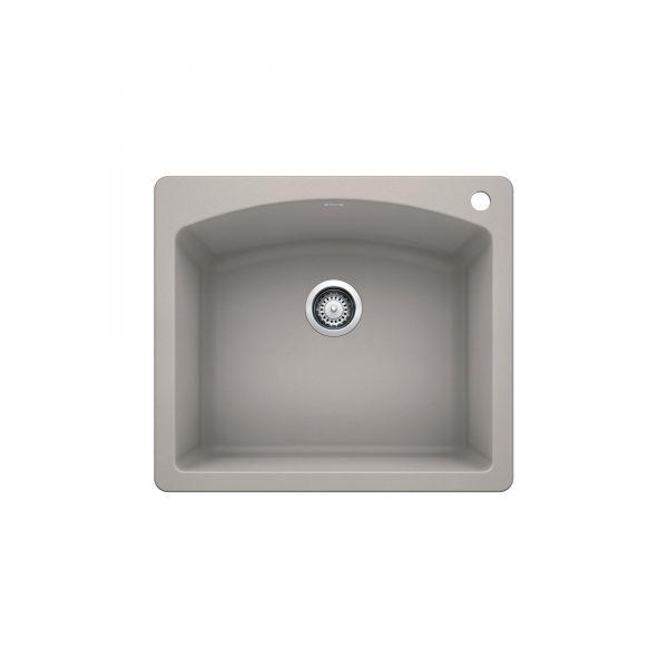 BLANCO 402280 - Diamond 1 Single Bowl Drop-in Sink