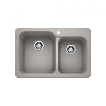 BLANCO 402290 - Vision 1 ¾ Drop-in Sink
