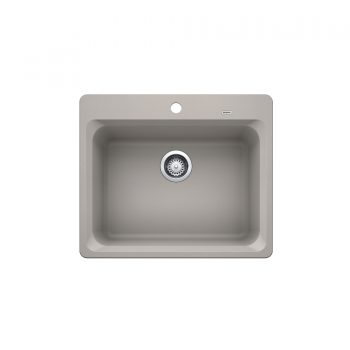 BLANCO 402293 - Vision 1 Single Bowl Drop-in Sink