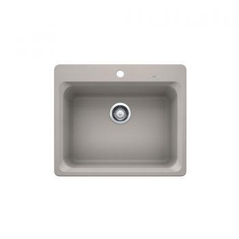 BLANCO 402293 - Vision 1 Single Bowl Drop-in Sink