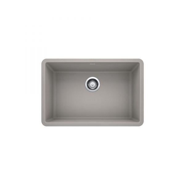 BLANCO 402310 - PRECIS U SINGLE 27 Single Bowl Undermount Kitchen Sink