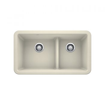 BLANCO 402332 - Ikon 33 1 ¾ LD Farmhouse Sink
